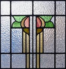 Antique Stained Glass Door by Modern Tulips Stained Glass Pattern Antique Stained Glass