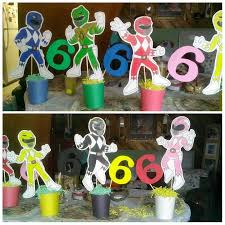 power rangers wrapping paper best 25 power ranger party ideas on power ranger