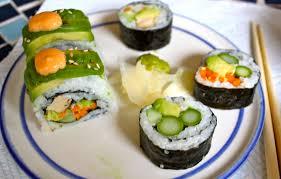 sriracha mayo sushi vegan dragon roll u2013 the vegan twist