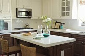mixing colors for a dramatic look traditional kitchen great