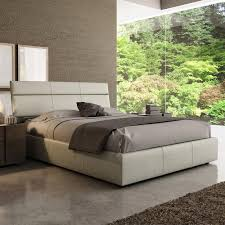 huppe plank bed 9100 upholstered wooden leather fabric