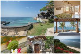 kembang kuning bingin bungalows with ocean views