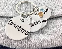 grandparent jewelry gifts from gifts birthday may birthstone