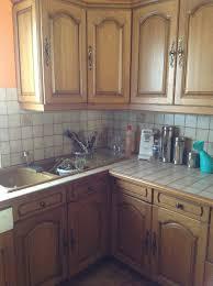 changer le plan de travail d une cuisine relooking cuisine
