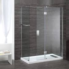 Glass Bathtub Enclosures Modern Ove Decors Shower And Bathtub Enclosures Allmodern
