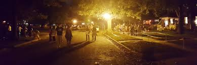 college hill goes all out for 2016 halloween block party