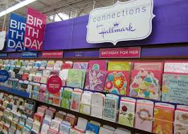 celebrate birthdays with hallmark cards from walmart
