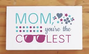 printable mothers day card coolest 3 clementine creative