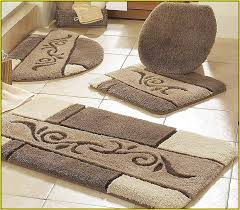 Designer Bathroom Rugs Vanity Designer Bathroom Rugs And Mats For Bath Of