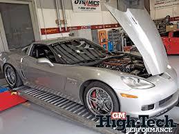 2006 corvette z06 horsepower 2006 chevrolet corvette z06 turbo kit install gm high tech