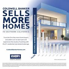 coldwell banker 1 again in all of southern california elite