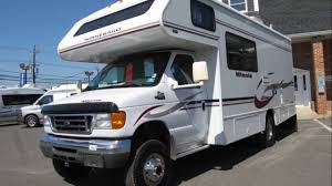 ford motorhome quigley off road 4x4 winnebago minnie 24v rv motorhome expedition