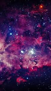 this is so beautiful a blue purple galaxy this is definitely