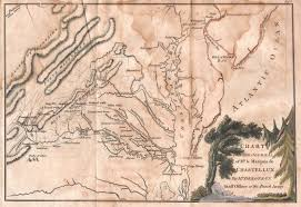 Map Of Delaware Ohio by 1785 To 1789 Pennsylvania Maps