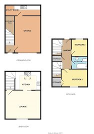 Nab Floor Plan 2 Bedroom Property For Sale In Old Exeter Road Newton Abbot