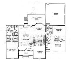House Plan Not So Big House Floor Plans Home Planning Ideas 2017