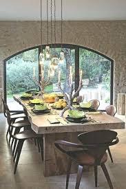 cuisine avec table à manger grande table salle a manger gallery of grande table salle a manger 8