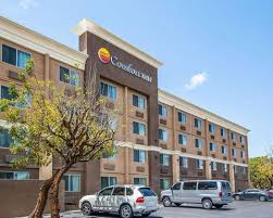 Comfort Inn Gaslamp Convention Center Comfort Inn Hotels In San Diego Ca By Choice Hotels