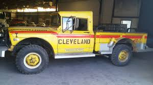 Wildfire Car For Sale by Ex Wildfire Fighter Sbc Swapped 1968 Kaiser M715 Bring A Trailer