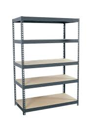 Keter Storage Shelves Amazon Com Sandusky Lee Cr4824 Gray Steel Boltless Rivet Particle
