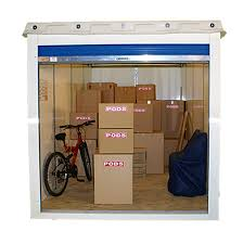 Moving Pod by Rent A Pod Storage Container Storage Decoration