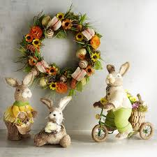 Natural Easter Decorations by Easter Decor Easter Decorating Ideas Spring Decorating Tips