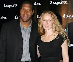 michael strahan new haircut michael strahan calls divorce one of the toughest things he s