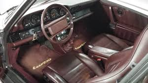1987 porsche 911 slant nose 1987 porsche factory slant nose 930 turbo rennlist porsche