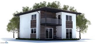 New Home Plans Affordable Home Design With Three Bedrooms Open Planning