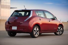 nissan leaf electric car price 2016 nissan leaf sl one week review automobile magazine