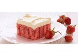 strawberry poke cake duncan hines
