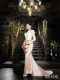 thai wedding dress pin by sini bal on thai wedding