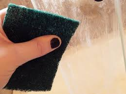 Cleaning Soap Scum From Glass Shower Doors Use Dryer Sheets To Clean Soap Scum Shower Doors