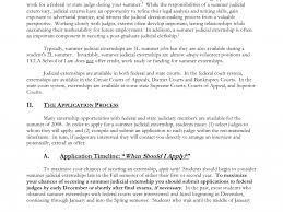 judicial externship cover letter 100 images history essay