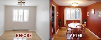 Interior Home Painting Excellent Interior Painting Before And After Pictures 63 Remodel