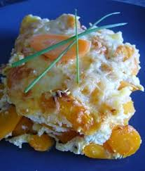 cuisiner les carottes recette de gratin de carottes à la crème la recette facile