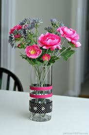 Decoration Vase Glass Flower Vase Decorated With Belts Petticoat Junktion