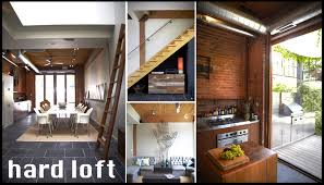 dear urbaneer what is the difference between a hard loft and a