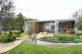 Villa Moderne Tunisie by Cuisine Plan De Maison Moderne Container Archionline Plan Maison