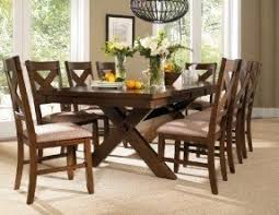 solid wood dining room sets visualizeus