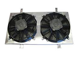 electric radiator fans and shrouds isr performance radiator fan shroud kit nissan ka24de s14 isr