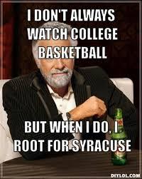 Syracuse Meme - 14 best syracuse orange images on pinterest syracuse basketball