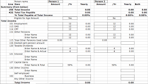 Estimate Income Tax 2015 by Tax Excel Template Pacq Co