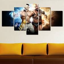 modernnew canvas art wall paint boxing superstar picture in canvas