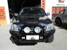 nissan pathfinder winch bumper xrox winch bumper bull bar for toyota hilux vigo 03 2005 to 08 2011