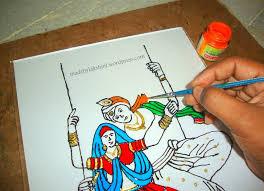 draw m de by lakshmi