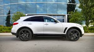 used infiniti fx qx70 review 2009 2015