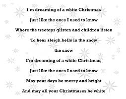 white christmas christopher j music