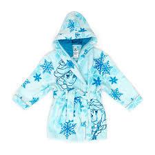 robe de chambre disney adulte peignoir pour enfants la reine des neiges