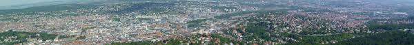 fernsehturm stuttgart stuttgart panorama semmelsurium